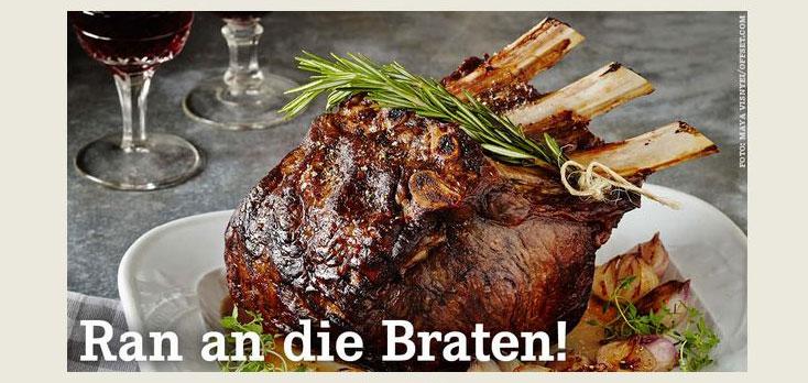 Gourmetfleisch als Prestige Sache